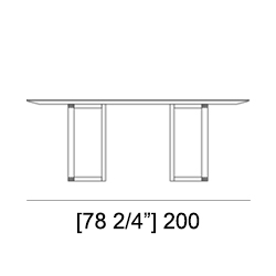 CAMPIELLO TABLE  Specifiche Tecniche