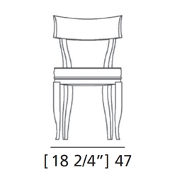 ALICE CHAIR Specifiche Tecniche