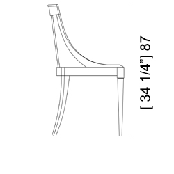 ARPA CHAIR Specifiche Tecniche