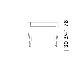 RULMAN TABLE Specifiche Tecniche