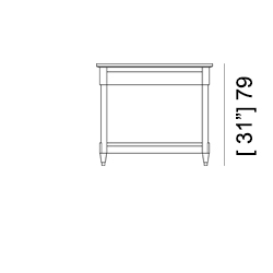 DIRETTORIO WRITING DESK Specifiche Tecniche