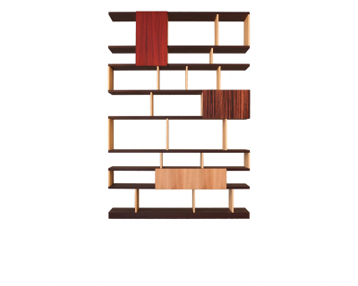 BOOKCASE - WALL UNITS