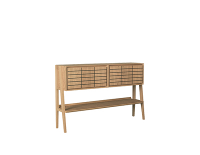CAVALLETTO CONSOLE TABLE