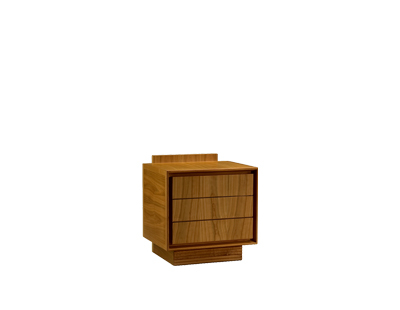 SCACCHI BEDSIDE TABLE