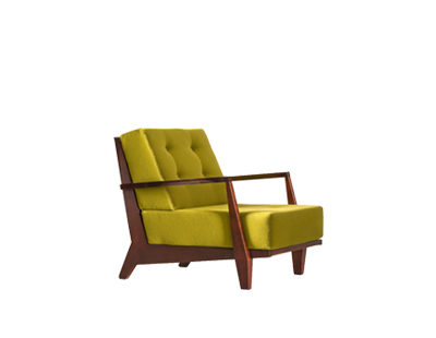 DAPHNE ARMCHAIR WITH ARMRESTS