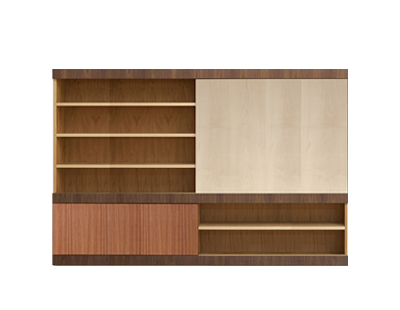 MASCHERA TV WALL UNIT