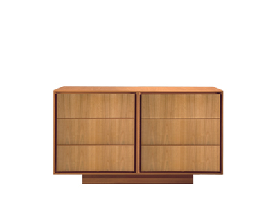 Scacchi chest of drawers