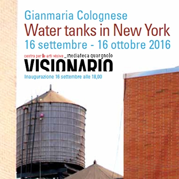 WATER TANKS IN NEW YORK